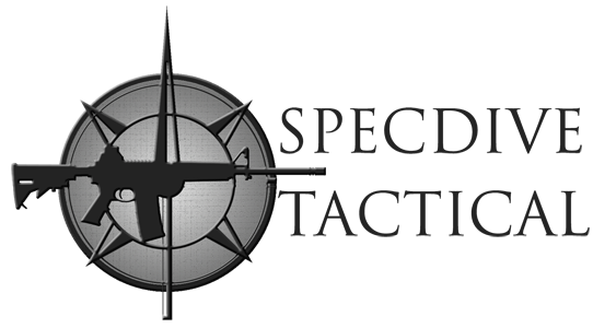 SpecDive Tactical Training Events Logo