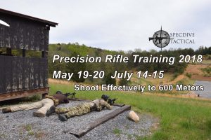 Basic Precision Rifle Course 2018 @ ECHO VALLEY TRAINING CENTER, HIGH VIEW, WEST VIRGINIA | High View | West Virginia | United States