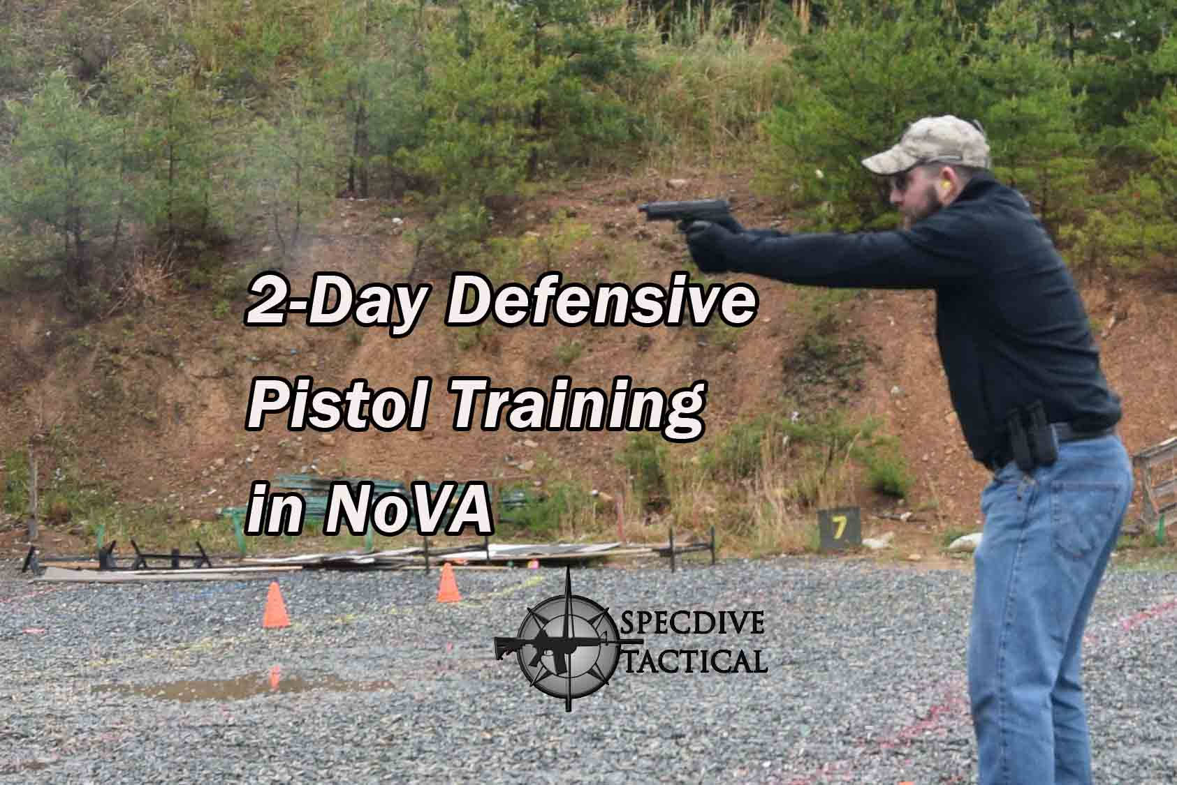 SpecDive Tactical Training Events – Firearms Training and