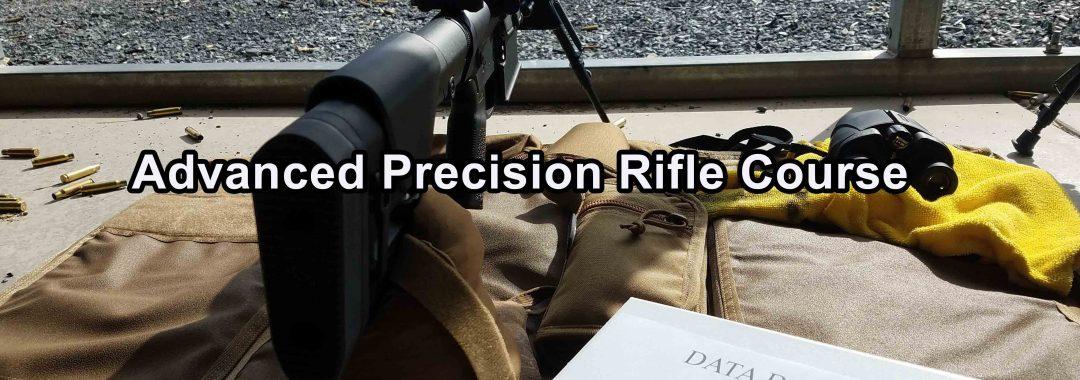 Advanced Precision Rifle Course 2018